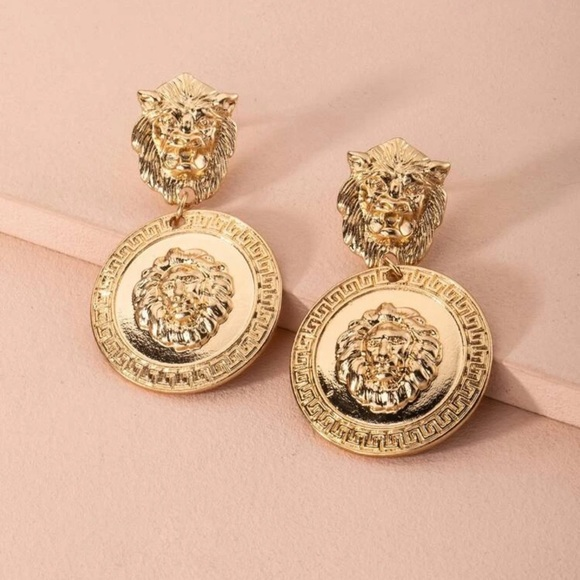Vintage Look Earrings